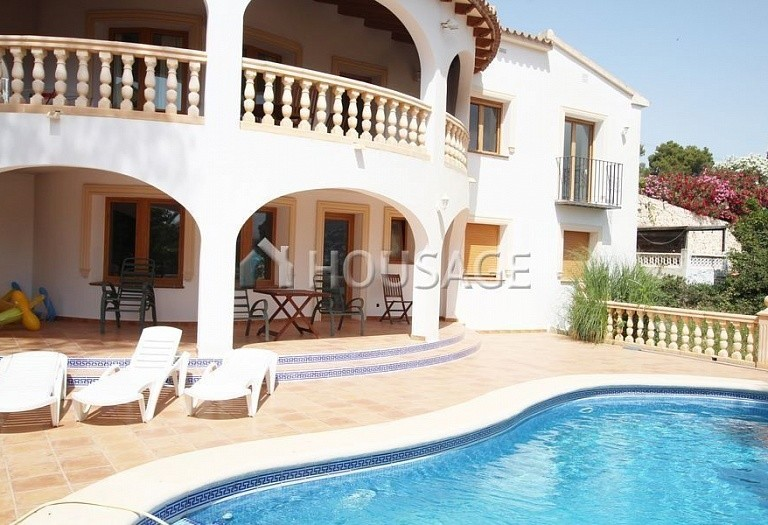 6 bed villa for sale in Sabatera, Moraira, Spain, 165 m² - photo 14