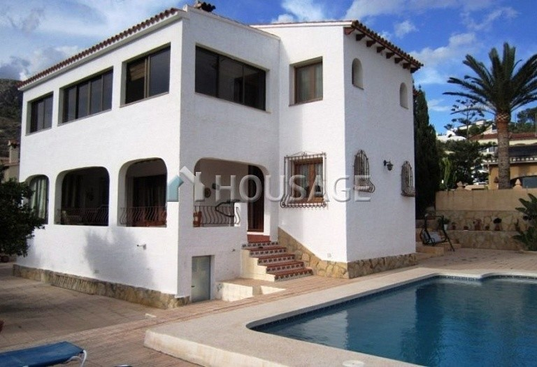 3 bed villa for sale in Calpe, Calpe, Spain, 345 m² - photo 1
