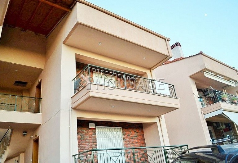 4 bed flat for sale in Nea Fokaia, Kassandra, Greece, 110 m² - photo 15