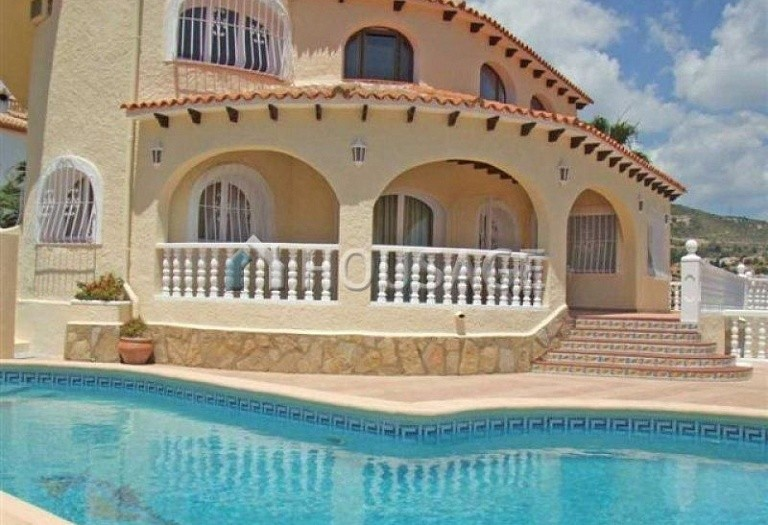 7 bed villa for sale in Calpe, Calpe, Spain, 450 m² - photo 1