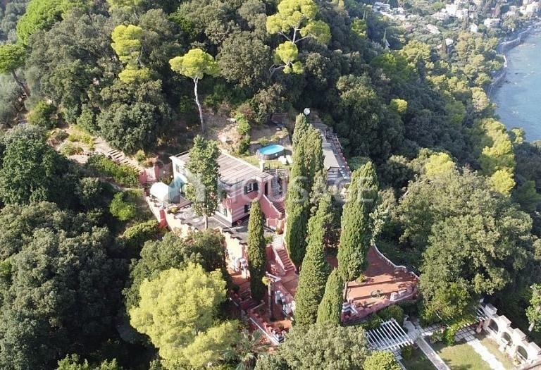7 bed villa for sale in Portofino, Italy, 330 m² - photo 13