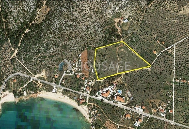 Land for sale in Thassos, Greece - photo 1