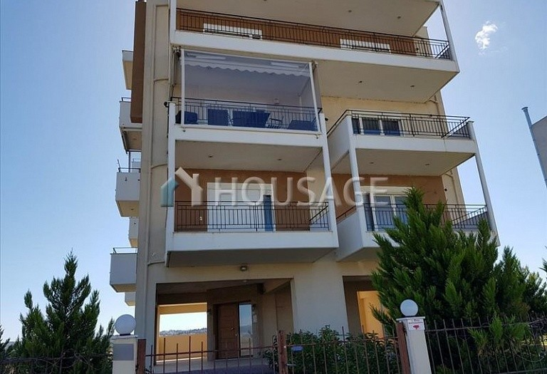 2 bed flat for sale in Neoi Epivates, Salonika, Greece, 81 m² - photo 1