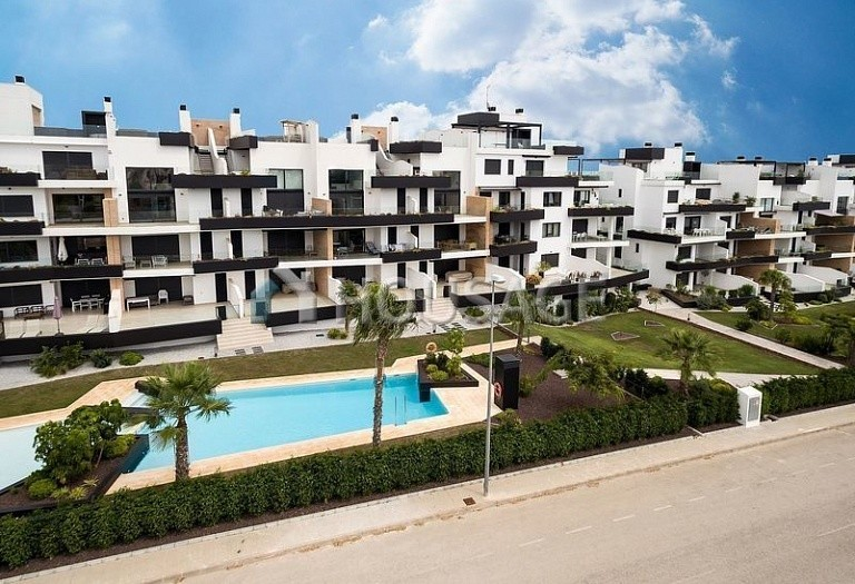 3 bed flat for sale in Orihuela, Spain, 79 m² - photo 1