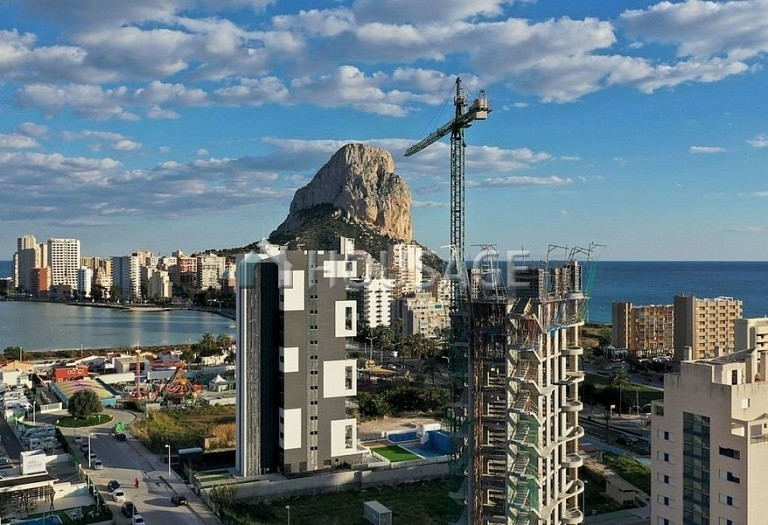 2 bed flat for sale in Calpe, Spain, 80 m² - photo 3