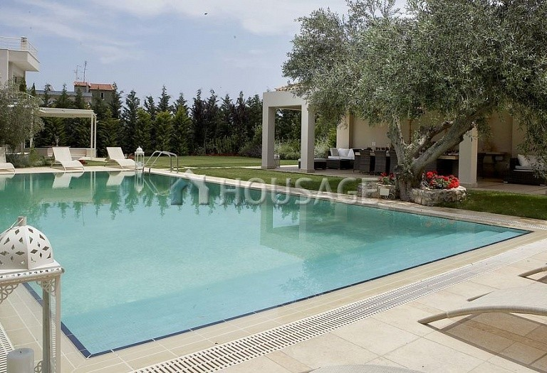 8 bed villa for sale in Drosia, Euboea, Greece, 435 m² - photo 22