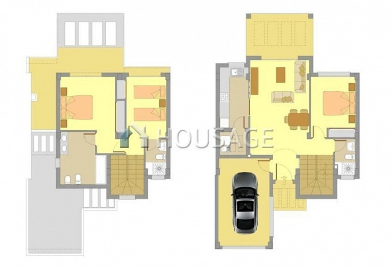 3 bed townhouse for sale in Calpe, Spain, 165 m² - photo 15