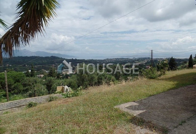 Land for sale in Viros, Kerkira, Greece - photo 1