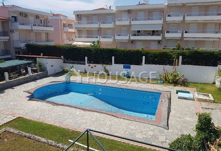 1 bed flat for sale in Kallithea, Kassandra, Greece, 45 m² - photo 10