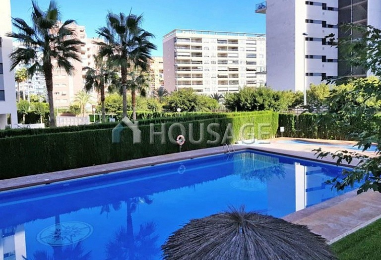 1 bed flat for sale in Benidorm, Spain, 52 m² - photo 1
