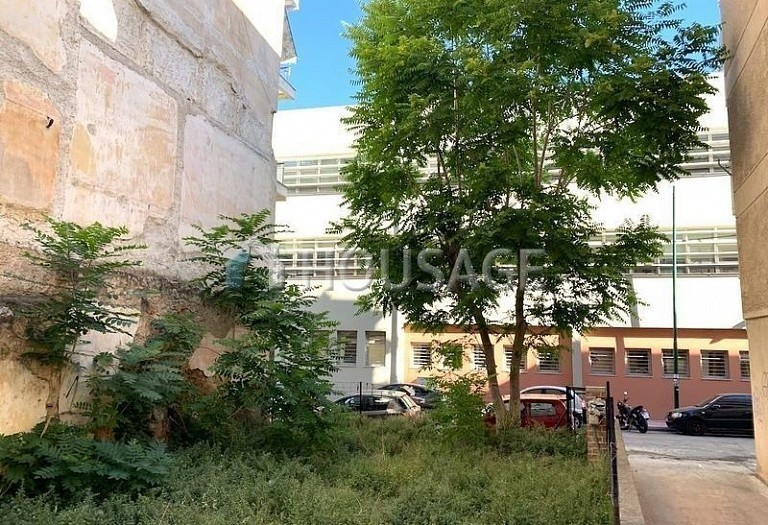 Land for sale in Athens center, Athens, Greece - photo 1