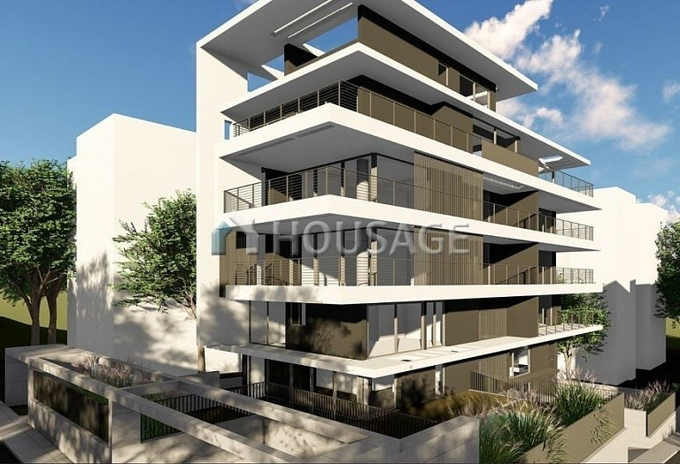 2 bed flat for sale in Attica, Greece, 80.68 m² - photo 2