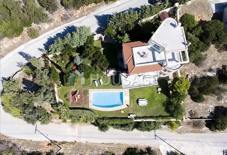 6 bed villa for sale in Agia Marina, Athens, Greece, 400 m² - photo 3
