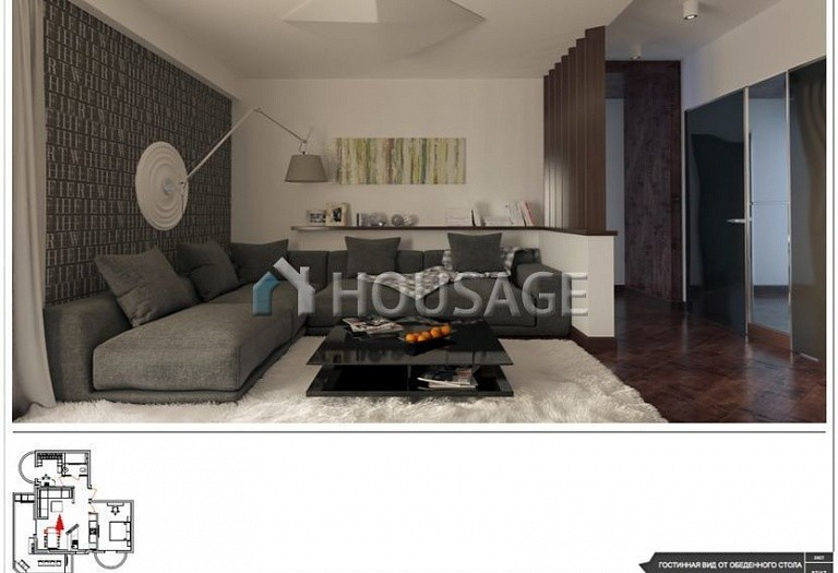 2 bed flat for sale in Polichni, Salonika, Greece, 85 m² - photo 2