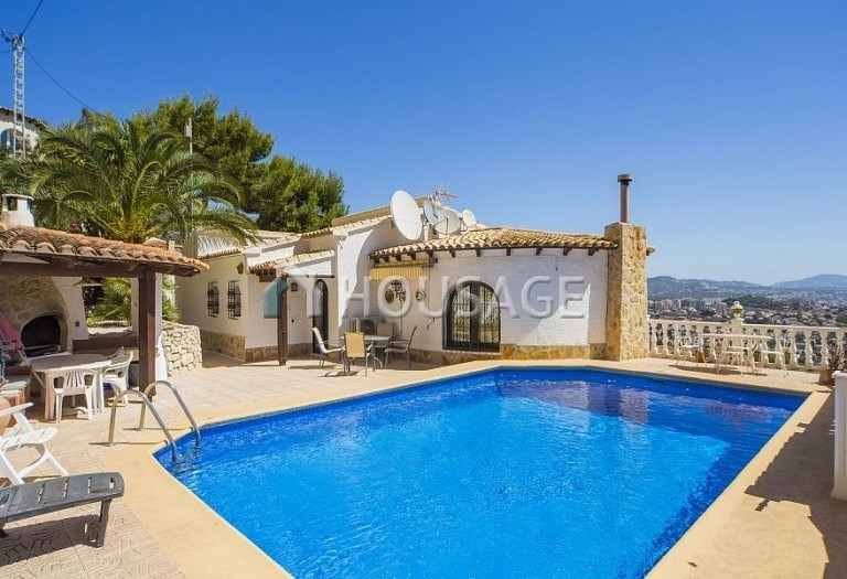 4 bed villa for sale in Calpe, Spain, 246 m² - photo 20