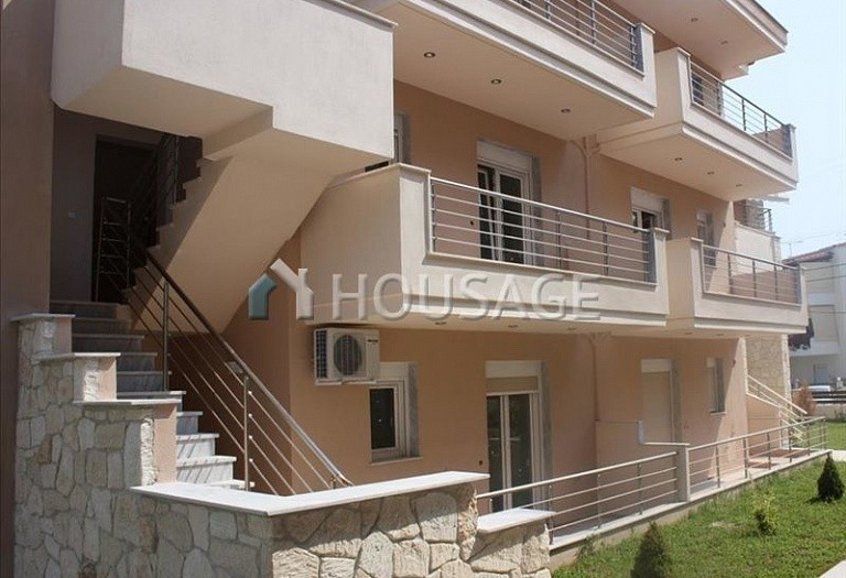2 bed flat for sale in Kriopigi, Kassandra, Greece, 55 m² - photo 5