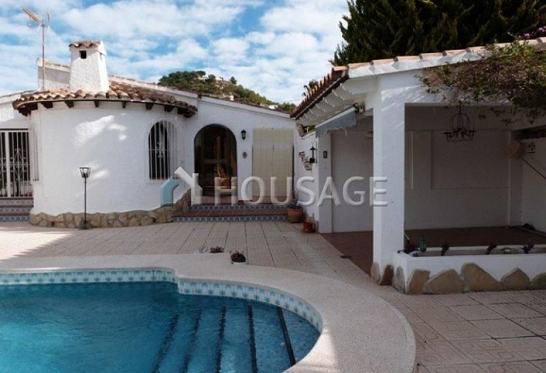 3 bed villa for sale in Calpe, Calpe, Spain, 125 m² - photo 1