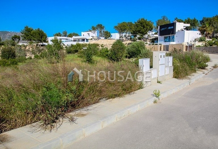 Land for sale in Moraira, Spain - photo 4