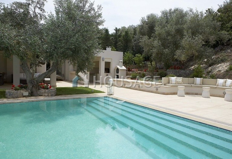 8 bed villa for sale in Drosia, Euboea, Greece, 435 m² - photo 20