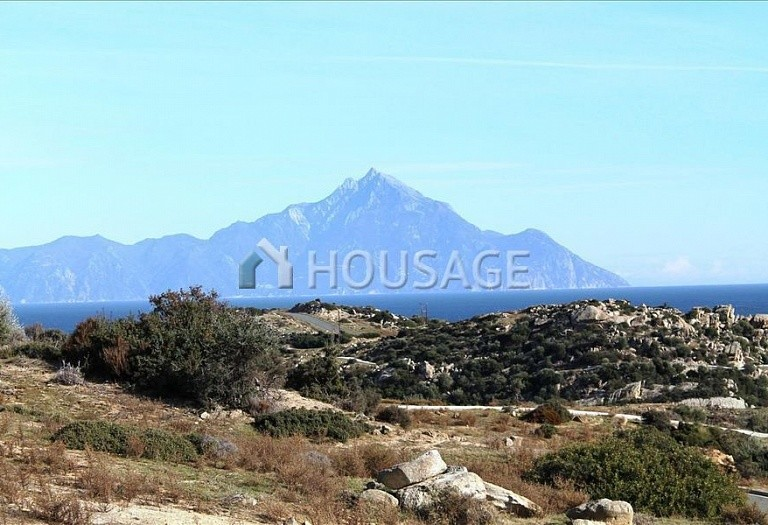 Land for sale in Kriaritsi, Sithonia, Greece - photo 1